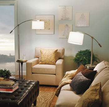 Kichler Cantilever lamps