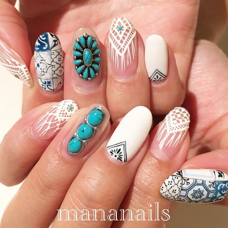 561 best nail images on pinterest clothes bohemian nailvenusmagazine gel nail perfect lesson 2 prinsesfo Gallery