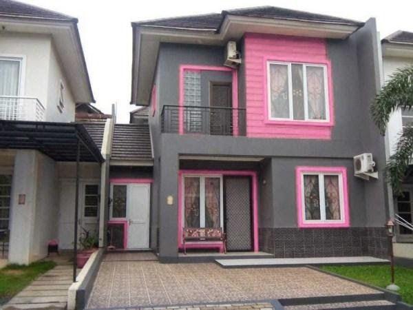 Berikut Inspirasi Cat Rumah Minimalis Warna Pink Tampak Ide Desain Cat Rumah Minimalis Warna Pink Oleh Inspirasi Rumah Mini Rumah Minimalis Rumah Minimalis