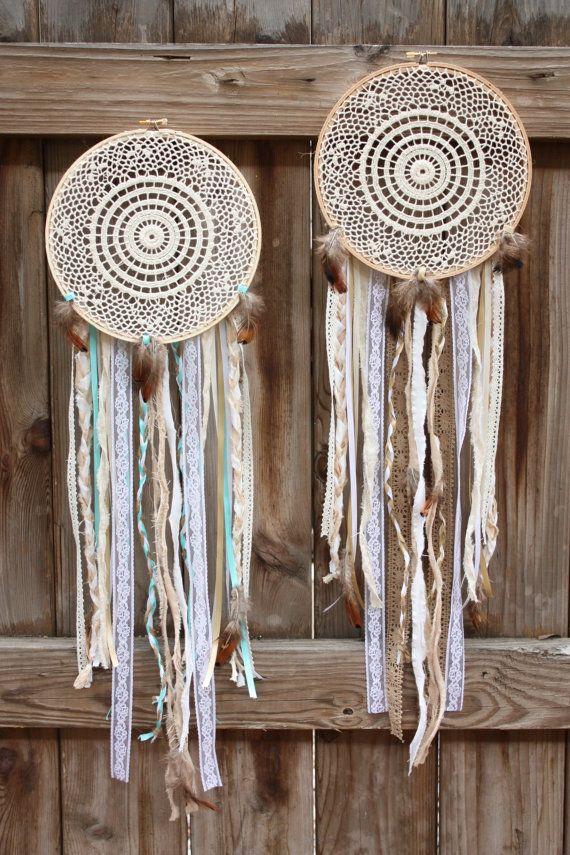 Hey, I found this really awesome Etsy listing at http://www.etsy.com/listing/154769334/custom-crochet-doilylace-dream-catcher