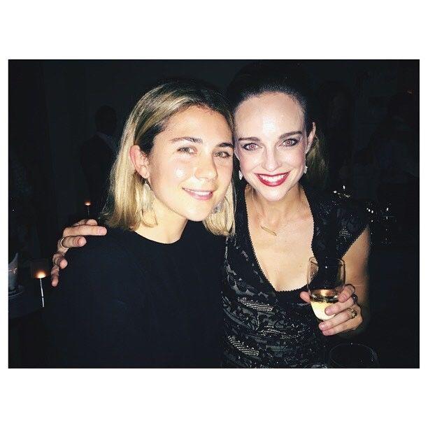Tessa and Penny