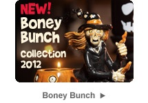 The Boney Bunch Collection is out at Yankee Candle!