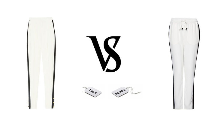 fashionat-INt: ideal vs great deal