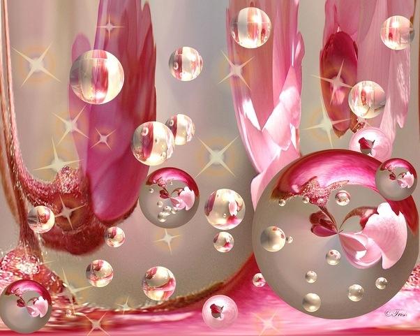 Bubbles: Bubbles Pink, Bubbles Art, Colors Pink, Dew Drop, Pink Passion, Bubbles Fun, Pink Bubbles, Amazing Stars, Bubbles Raindrop Dew
