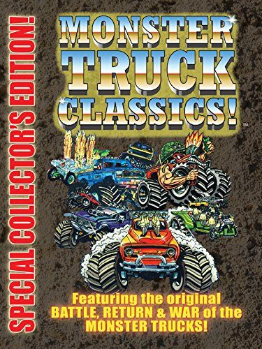 The Best Monster Trucks Ideas On Pinterest Preschool
