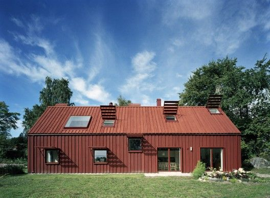 Tham og Videgård Karlsson House