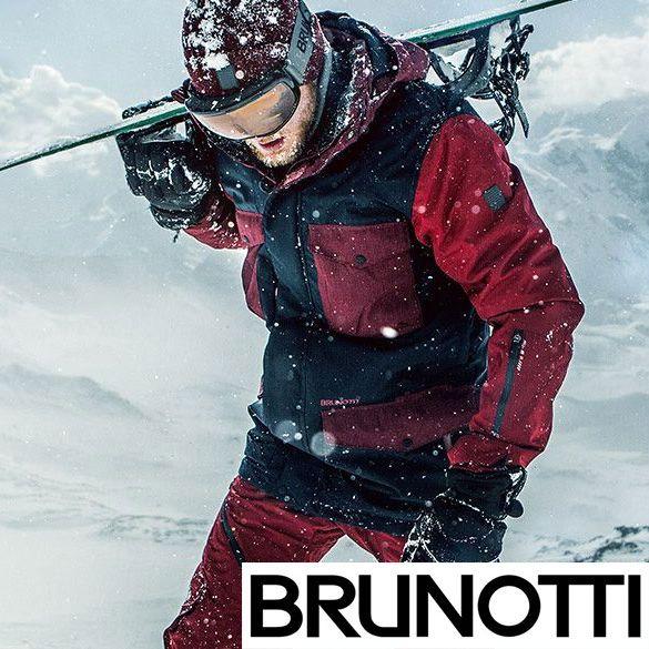 Brunotti winter collection 2016 voor heren bij United Fashion Outlet