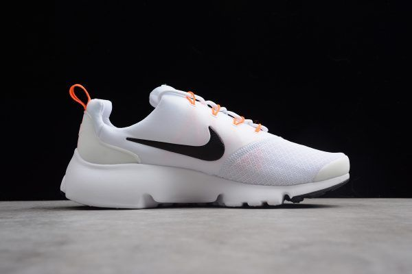 the best attitude e0264 ff5e1 Buy Mens Nike Presto Fly Just Do It White Black Orange AQ9688-100-2
