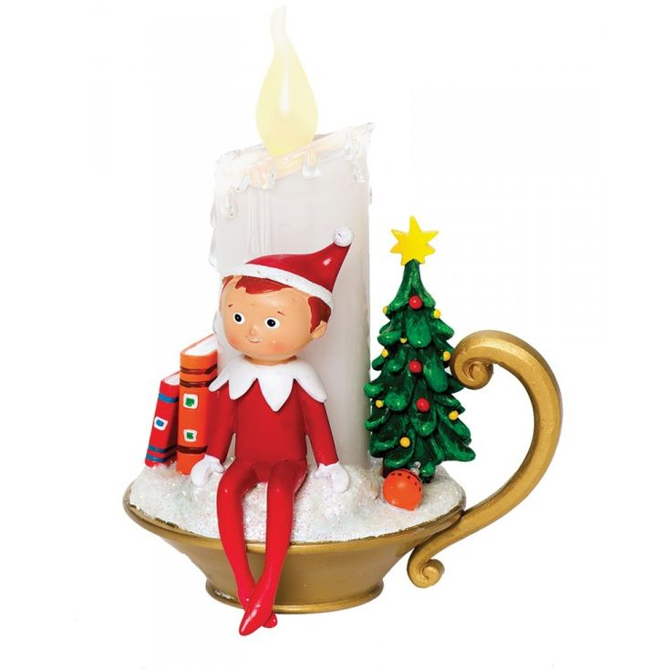 28 best elf on a shelf images on pinterest christmas ideas elf on the shelf and holiday ideas - Appealing christmas led candles for christmas decorations ...