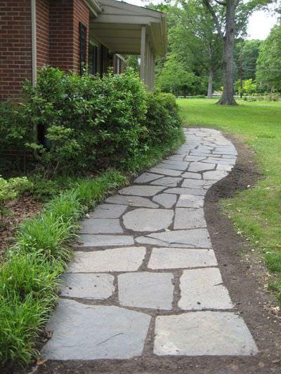 7 Classic DIY Garden Walkway Projects   The Garden Glove