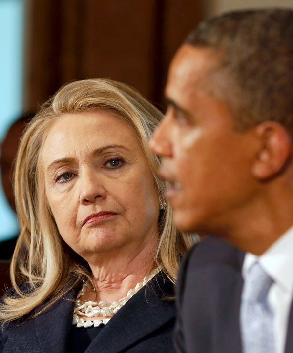 'Alter Egos: Hillary Clinton, Barack Obama, and the Twilight Struggle Over American Power,' by Mark Landler - NYTimes.com