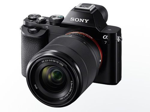 Sony Alpha a7 Mirrorless Camera Review: Full-Frame Power - Sony Alpha A7 Review