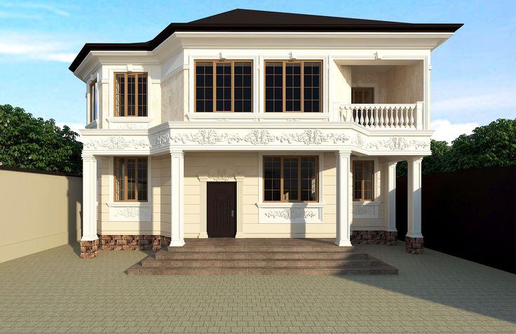 Частный жилой дом г. Грозный