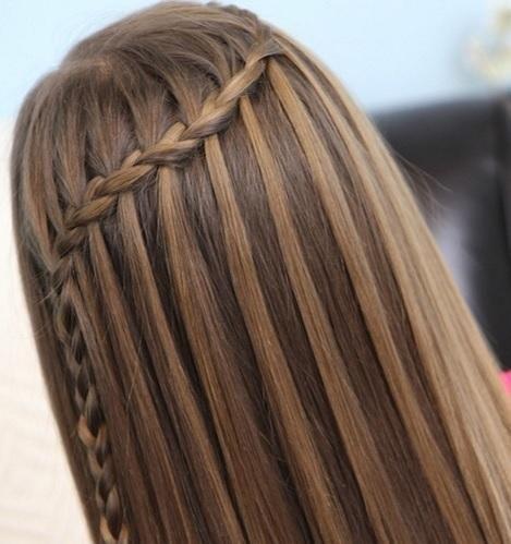 Peinados con trenzas para pelo largo - 7 pasos - unComo