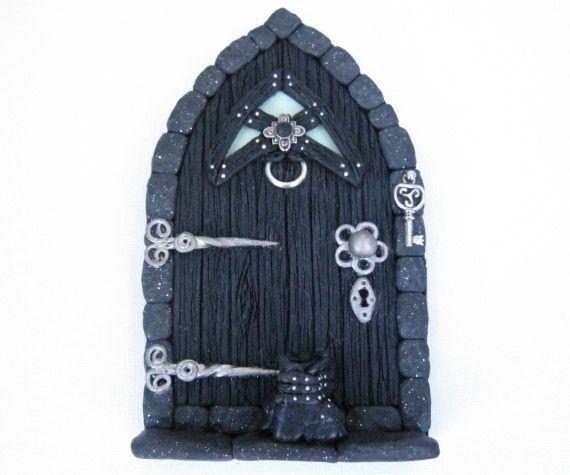 Gothic Fairy Door | Flickr - Photo Sharing!