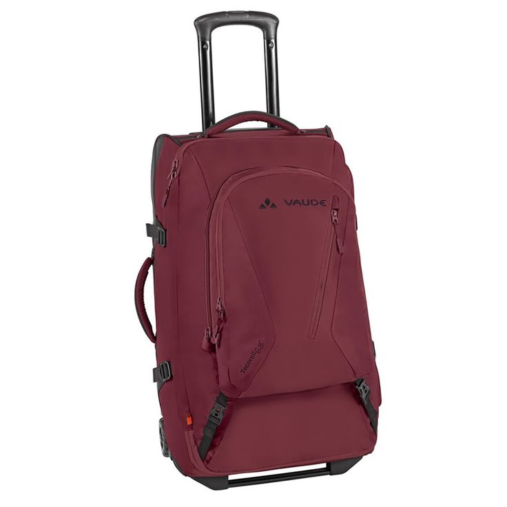 VAUDE Travel Backpack with Wheels | Tecorail 65 | Salsa