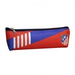 Estuche portatodo del equipo de #fútbol Atlético de Madrid por 2,69€. ¡Precio inmejorable! Consulta más productos de #merchandising en nuestra tienda online.