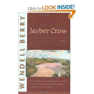 Amazon.com: Jayber Crow (9781582431604): Wendell Berry: Books