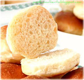 Profumo di Lievito: panini semidolci da buffet (bacini)
