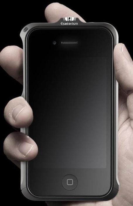 A Stylish Aluminum Bumper for iPhone