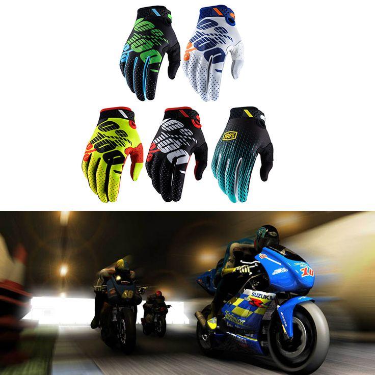 Motocross 100 Prozent Ridefit BIN Bike Handschuhe Volle finger MTB Mountainbike Moto Motorrad TLD DH Radfahren Fahrrad Skifahren Handschuhe