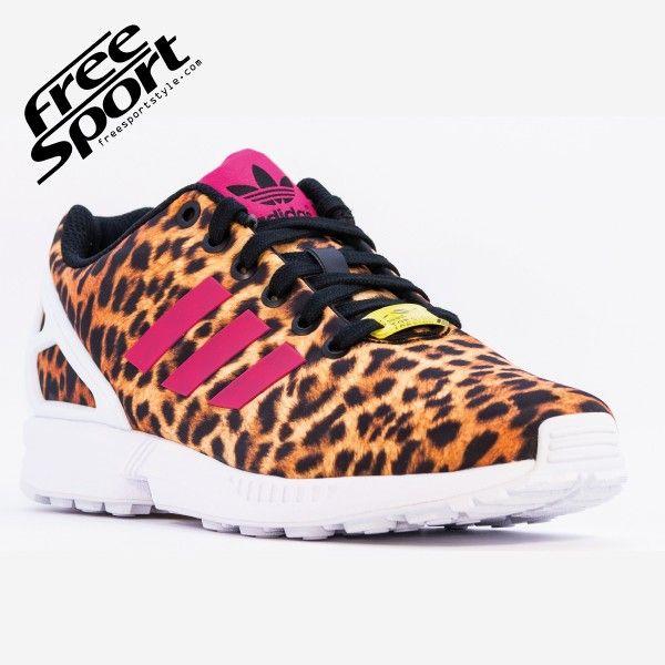 adidas leopardate nere