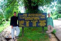 Day 339: Marangu route trailhead, Kilimanjaro National Park (Tanzania)