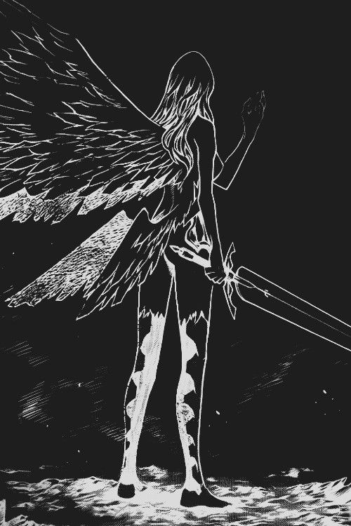 """anime-angel-lover: """" From Claymore """""""