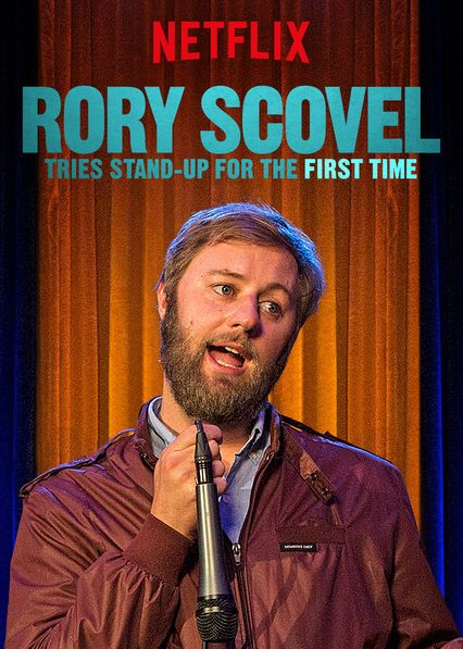 Rory Scovel - Tries Stand-Up for the First Time (2017)