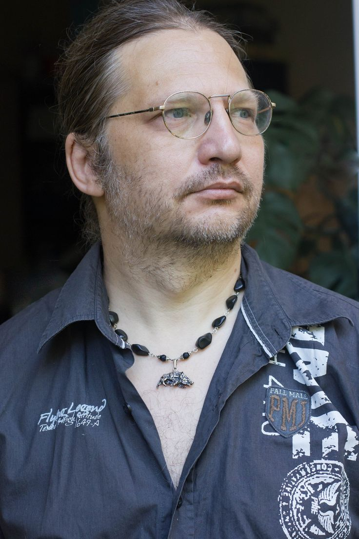 Wild #Boar Charm Mens #Choker Black, #Sterling Silver #Pig Necklace, #Goth Biker Jewelry, #Male Jewelry, Gift for #Boyfriend, #Hunting Gifts etsy.me/2…