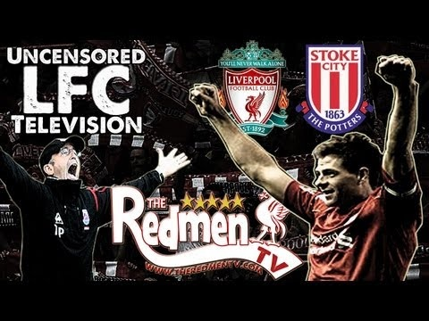 The Redmen TV preview this afternoon's FA Cup clash between Liverpool and Stoke at Anfield. Kick-off is 4pm and it's live on ITV 1.