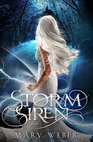 Reading and Writing Urban Fantasy, Paranormal, and Romance: ARC Review: Storm Siren by Mary Weber (Blog Tour & Giveaway)