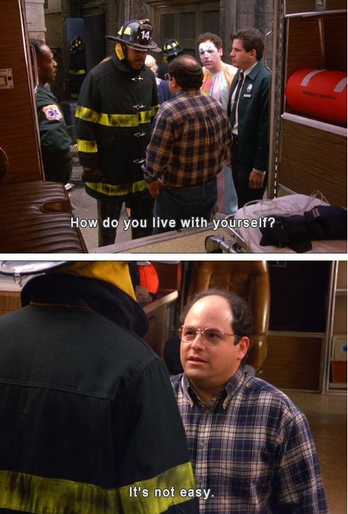 21 Life Lessons You Learned From George Costanza