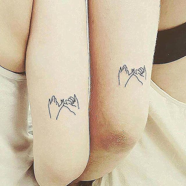 WEBSTA @ rodolphotatuador - Traços finos eternizando uma linda amizade em forma de tatuagem AGENDAMENTOS E ORÇAMENTOS POR WHATS (11) 9.6025.3432 #LinhasFinas #tracosFinos #RodolphoTorres #GrupoAmazon