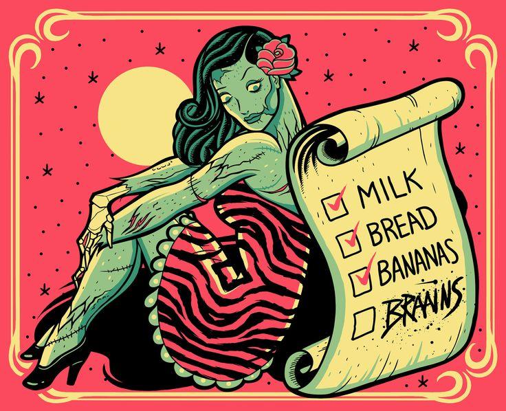 30 Best Evil Pinups Images On Pinterest