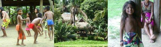 Monkey Island, Indian Village & Lake Gatun
