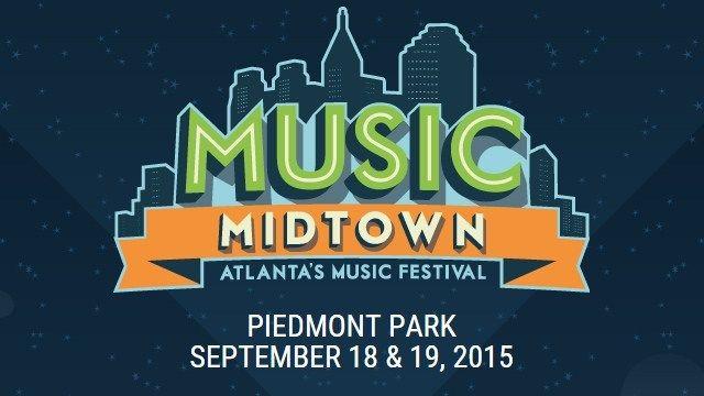 Music Midtown Playlist - The Palmetto Peaches