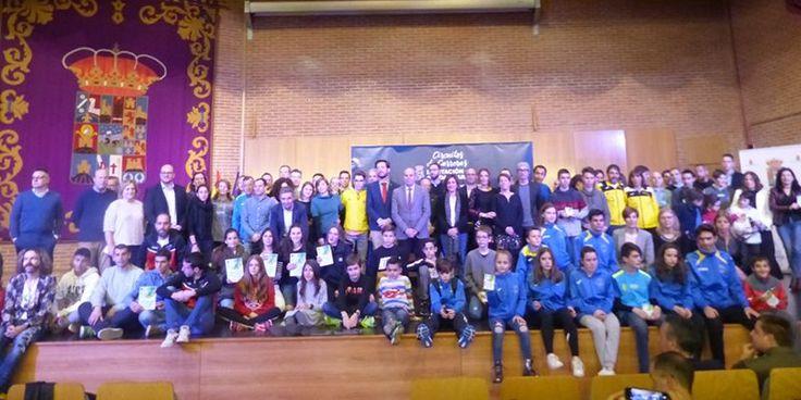 La Diputación de Guadalajara entrega los premios de los ganadores de los Circuitos de Carreras Populares de Montaña y de Menores