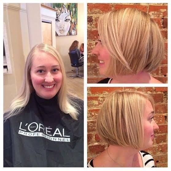 Re Salon and Med Spa is currently offering 10% off all salon services! #shorthair #hairideas