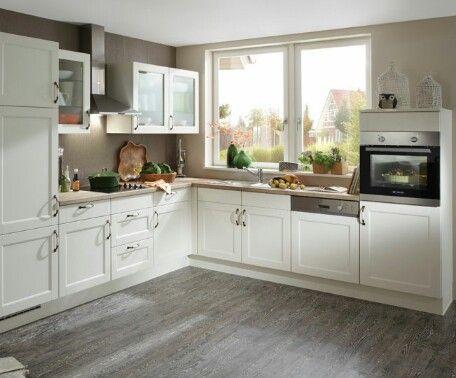 10 best L-Küchen images on Pinterest Kitchens, Architectural - gardine küche modern