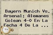 http://tecnoautos.com/wp-content/uploads/imagenes/tendencias/thumbs/bayern-munich-vs-arsenal-alemanes-golean-40-en-la-fecha-4-de-la.jpg Bayern Munich. Bayern Munich vs. Arsenal: alemanes golean 4-0 en la fecha 4 de la ..., Enlaces, Imágenes, Videos y Tweets - http://tecnoautos.com/actualidad/bayern-munich-bayern-munich-vs-arsenal-alemanes-golean-40-en-la-fecha-4-de-la/