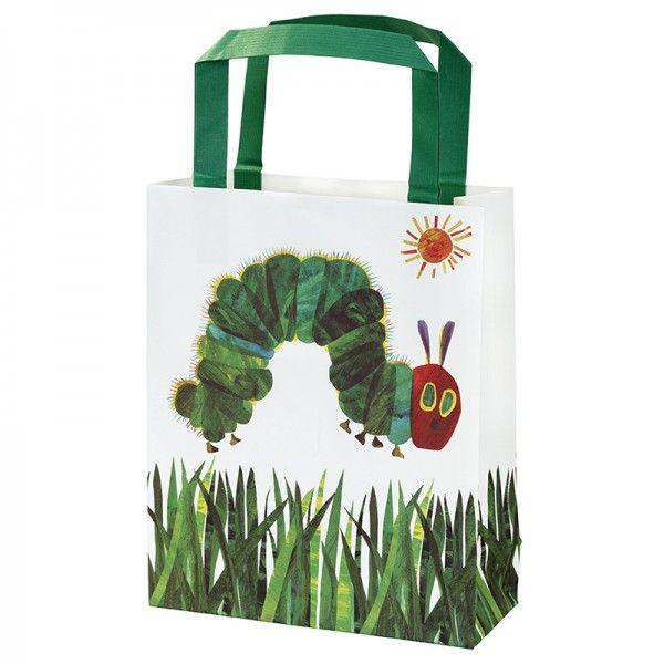 Goody bag compleanno del piccolo bruco Maisazio | Cameretta di Pippi