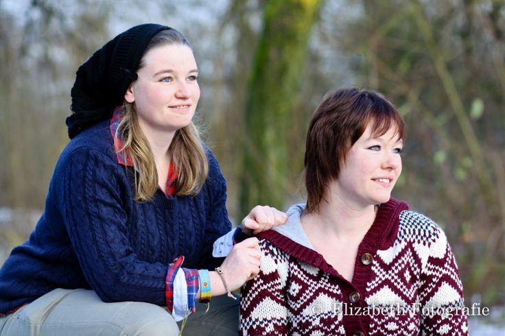 Lotti & Amy  #sisters #zussen