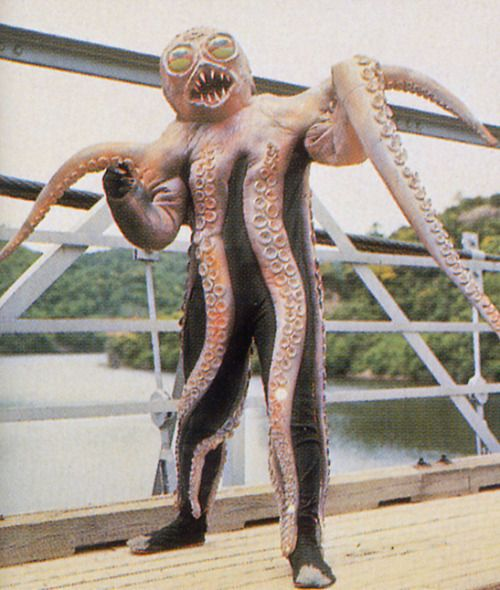 タコゲルゲ(超人バロム1)