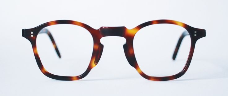 1940s French frames in faux tortoiseshell acetate from General Eyewear's 790-995…