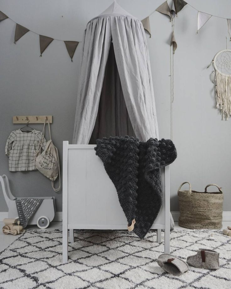 A gorgeous home in grey tones. We are big fans of grey for a kid's room but grey works so well for the entire home. It's a calming colour that oozes style .