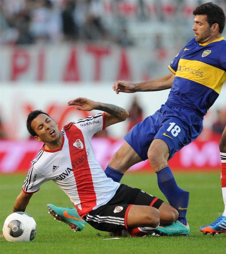 Boca vs River - 2013