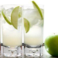 Cóctel sin alcohol Gren Appler Sparkler...receta