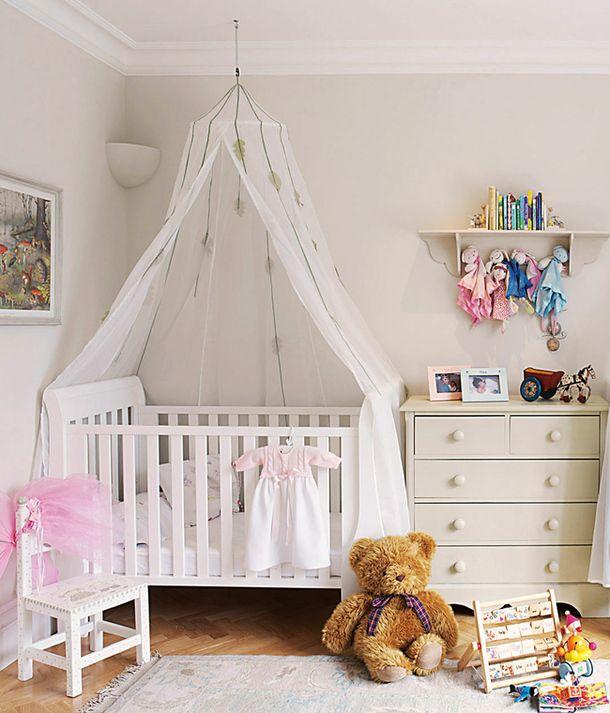 Детская в доме в Лондоне, дизайнер Изабель Хаммонд