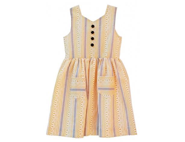 mini spring dress for the mini